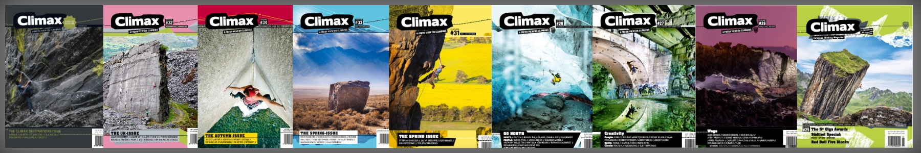 Climax Magazine Shop